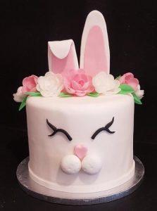 Cake design lapin